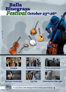 2015 Balla Bluegrass Festival